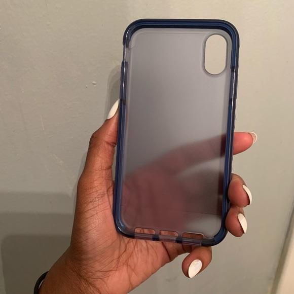 f1a95883 tech21 Accessories | Tech 21 Soul Blue Evorrox Iphone Xr Gel Case ...